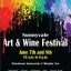 The 40th Annual Sunnyvale Art & Wine Festival