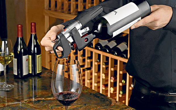 Review Of The Coravin Wine Preservation System Wine