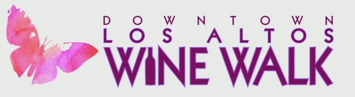 1st Annual Los Altos Wine Walk!