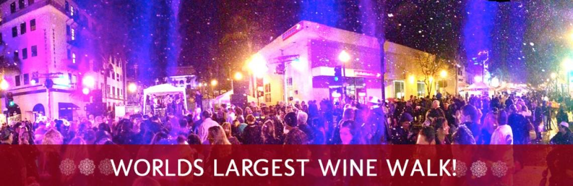 Ventura Winter Wine Walk!