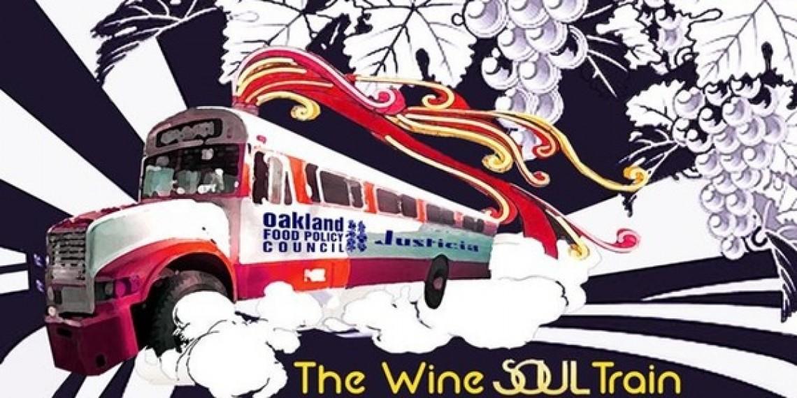 The Wine Soul Train