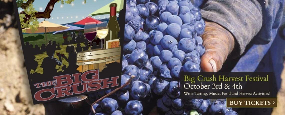 Big Crush Harvest Festival