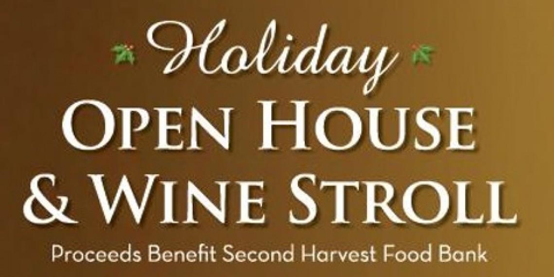 Holiday Open House + Wine Stroll - San Jose