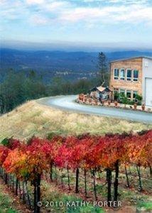 Mount Aukum Winery